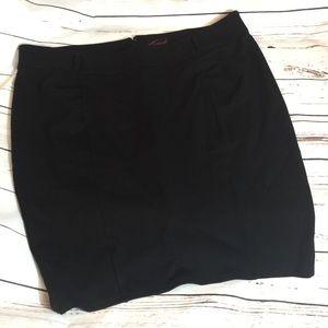 {Torrid} Plus Size Black Pencil Skirt Size 22